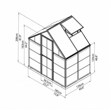 Hybrid 2,33 m²