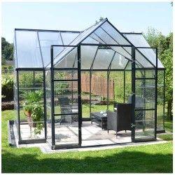 Serre de jardin en polycarbonate Victory Orangerie