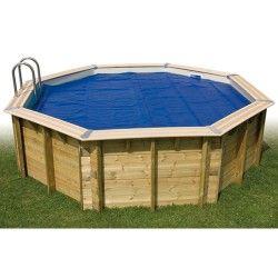Bâche à bulles pour piscine - 355 x 550 cm