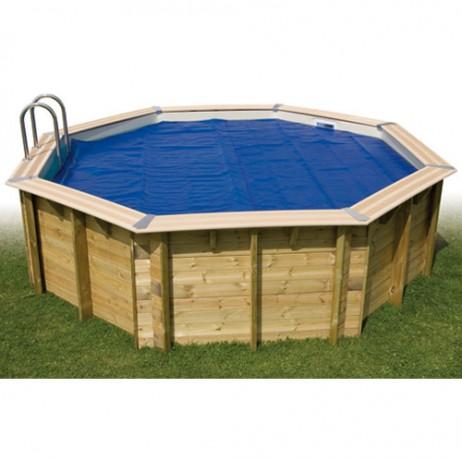 Bâche à bulles pour piscine - 400 x 610 cm
