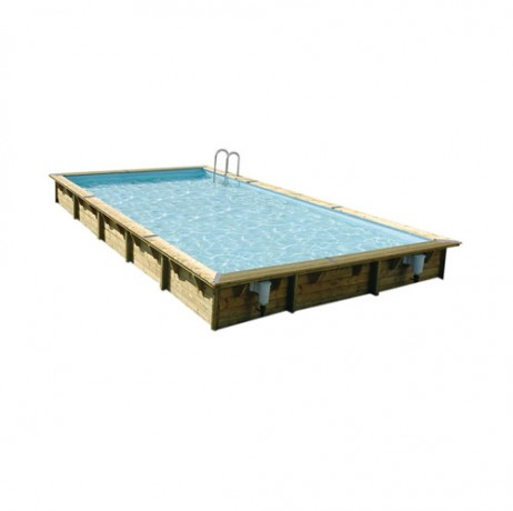 Bâche à bulles pour piscine - 500 x 800 cm