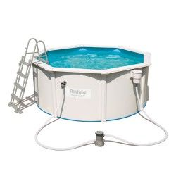Kit piscine ronde Steel Wall Pool ø300 cm