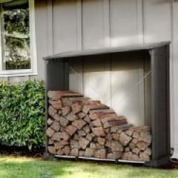 Stockez vos bûches à l'extérieur grâce à un abri buches, qui s'intégrera parfaitement à l'environnement de votre jardin. Très facile d'entretien et avec une protection UV, nos abris buches sont durables et robustes : ils ne rouillent pas et ne se détériorent pas.