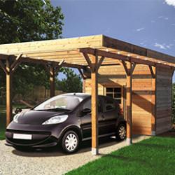 Vous voulez abriter et protéger ainsi votre véhicule sans passer par la construction d'un garage, qui peut être parfois onéreuse et longue ? Alors optez pour un abri voiture ou un carport facile à monter. Ils résistent aux intempéries et sont d'une grande qualité.