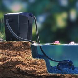 Nous vous proposons un sélection de pompes aquatiques. Les pompes aquatiques sont indispensable pour aérer l'eau de d'un bassin extérieur. Elles permettent aussi d'alimenter en eau les fontaines, cascades et gargouilles.Pour bien choisir votre pompe, il faut prendre en compte le volume d'eau du bassin, la puissance du jet désiré...